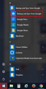 Googleドライブのインストール方法09-01